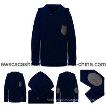 Стиль Толстовка мужская чистый кашемир свитер