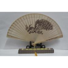 OEM новый дизайн деревянные ручной вентилятор
