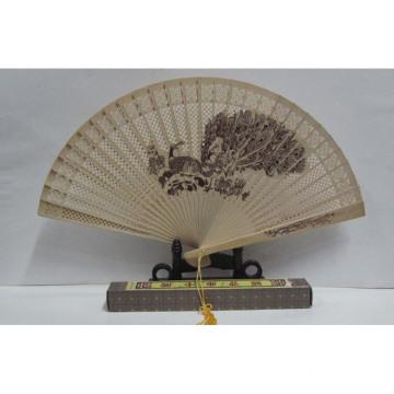 OEM New Design Wooden Hand Fan