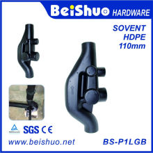HDPE Drainage Butt Fusion PE Fitting Sovent