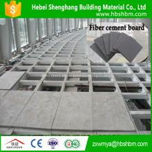Placa do cimento da fibra do painel da porta