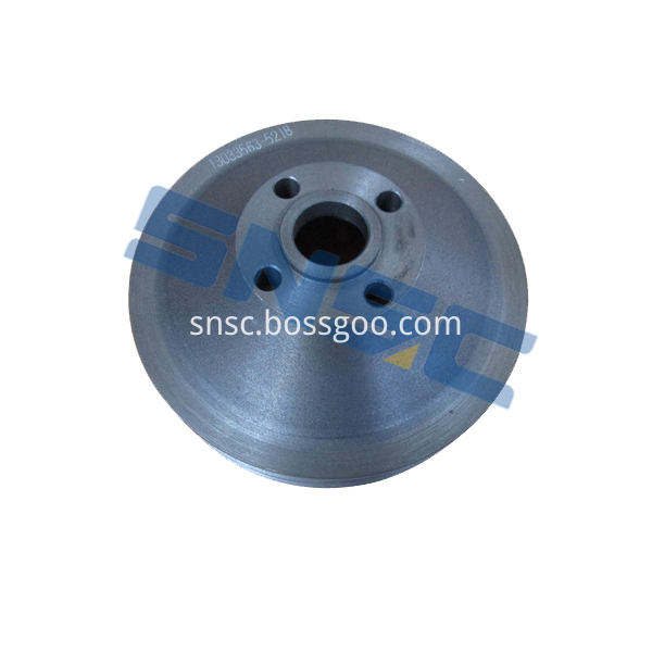 13033563 water Pump Belt Pulley