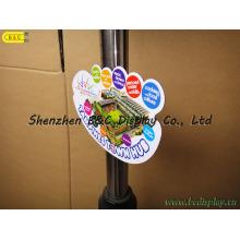 Weiche magnetische Cup Mat, Kühlschrankmagnet, Kühlschrankmagnet, weichen Magnetismus Coaster (B & C-G083)
