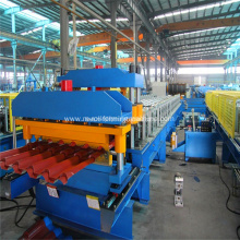Glazed Roof Tile Roll Forming Machine