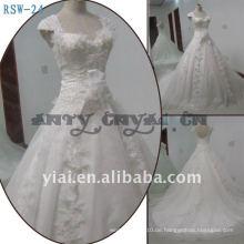 RSW-24 Qualität 2011 neuer Entwurfs-Damen modischer eleganter schöner Tulle kundengebundenes Brautkleid