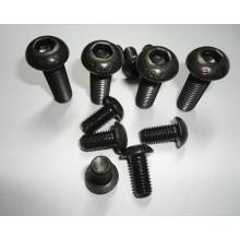 Tornillos Torx M3 / tornillos de titanio, tornillos de titanio M3x6mm