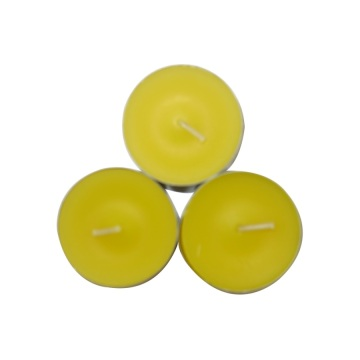 2019 Hot sale mini tealight candle