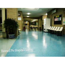 Cheap Homogeneous / PVC Medical and Hospital Floor