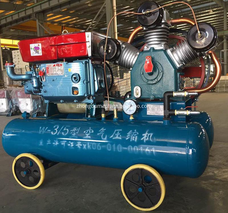 Mini Piston Air Compressor