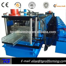 2015 hot sale ! fully automatic z purlin roll forming machine superior quality best supplier in China