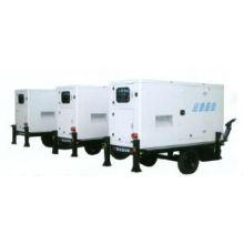 Fournisseur d'usine !!! Remorque mobile Comparer le générateur diesel de la centrale électrique / remorque mobile