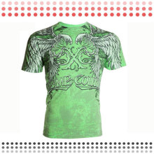 Novo Design Custom Cotton Short Sport T-Shirts