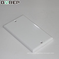 China supplier BAREP customized GFCI switch cover plate