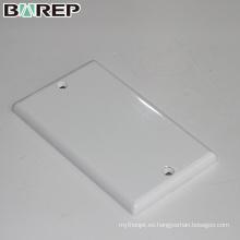 Placas de cubierta eléctricas del diseño GFCI del diseño moderno de los productos de China