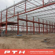 Entrepôt préfabriqué adapté aux besoins du client de la structure métallique 2015 de conception de Pth