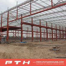 2015 Pth Profissional Projetado Grande Armazém de Aço Estrutura Span