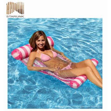лучшие продажи ткань гигантский раздувной бассейн поплавок самолета