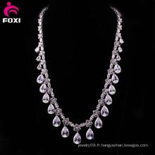 Fine Jewelry Chine Fabricant AAA Collier en pierre