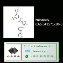 Nilotinib Purity 99% CAS No 641571-10-0 Nilotinib