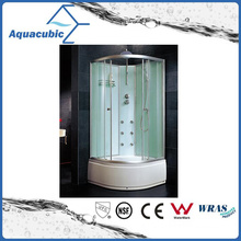 Bathroom Tempered Transparent Glass Simple Shower Room (AS-TM14)
