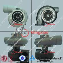 Turbocargador KTR110L S6D170 WA600-3 PC650-8 6505-65-5140 6505-51-5042 6505-61-5051 6505-65-5020 6505-65-5030 6505-61-5030