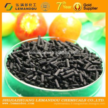 Nouvelle arrivée bonne qualité 25kg PP sac absorbant charbon de bois distributeur fournisseur d'or