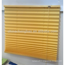 Latest design 25mm rainbow colored magnetic venetian blinds