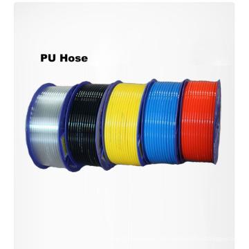 Pneumatische Luftanschlüsse PU-Schlauchrohr Polyurethan-Rohr