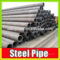 Q235/SS400 Mild steel pipe sizes