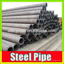 Tuyaux en acier doux Q235 / SS400