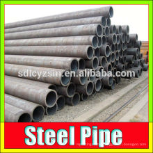 Q235/SS400 Mild steel pipe sizes