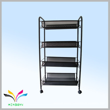 4 Tiers Flooring Store display rack manufacturer