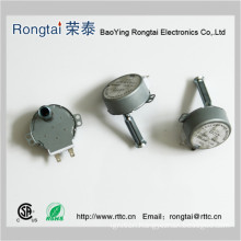 Synchronous Motor for Gas Oven
