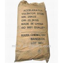Acelerador de borracha de ingredientes DTDM, CAS NO.:103-34-4