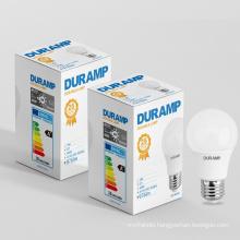 High Brightness A60 9W LED Bulb