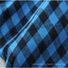 Baumwolle CVC Grey und Dye Fabric Plain oder Twill Textile für Bekleidung