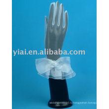 2013 свадебные перчатки с пальцами длина дуги запястья 006