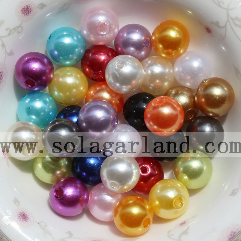 Pearl Round Beads