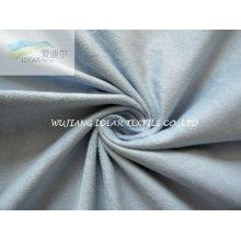 Деформация ткани замша