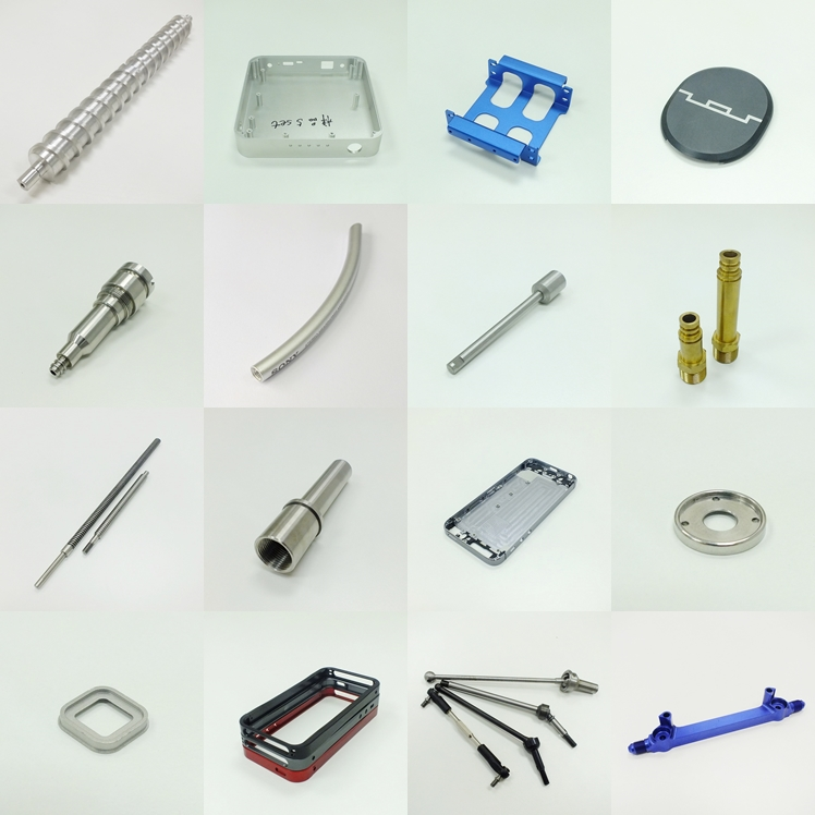 production metal parts