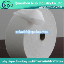 Jumbo Roll Airlaid Paper for Ultrathin Woman Sanitary Napkin