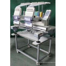 Neuer Typ TWO Köpfe Stickmaschine mit Preis