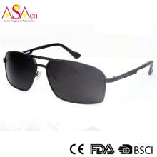 Metall Sport Polarisierter UV-Schutz Herren Sonnenbrille (16009)
