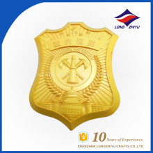 Good quality fancy gold 3D name plates for wholesale