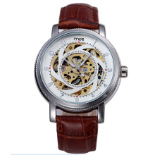 unique style dial parts bracelet wrist watch