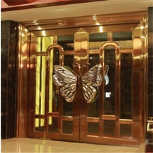Aluminum Soundproof  Sound Insulation KTV Door