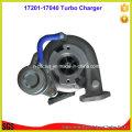 Turbocompresseur électrique CT26 17201-17040 pour moteur 1HD-Fte pour Toyota