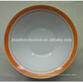 Wholesale White Ceramic Salad Bowl