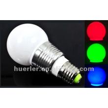 Китай Сад RGB светодиодный свет 3W GU10 50 * 65 мм