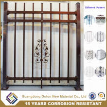 Wholesale Wrought Iron Fencing, Steel Fence Panel